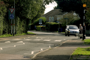 how to use pedestrian crossings