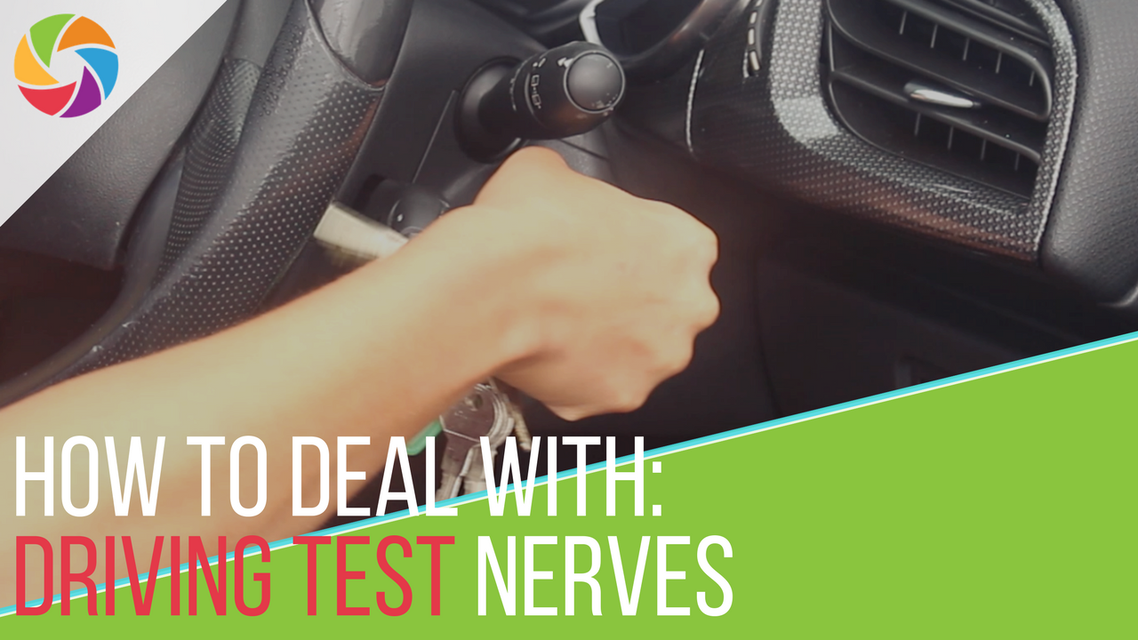 How To Deal With Driving Test Nerves
