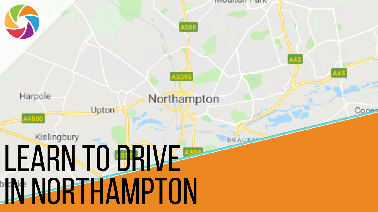 Learn to drive in Northampton