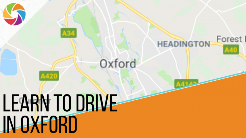 Learn to drive in Oxford