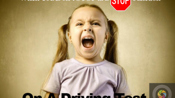 driving test tips, how to fail a driving test