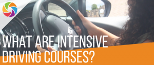 What are intensive driving courses?