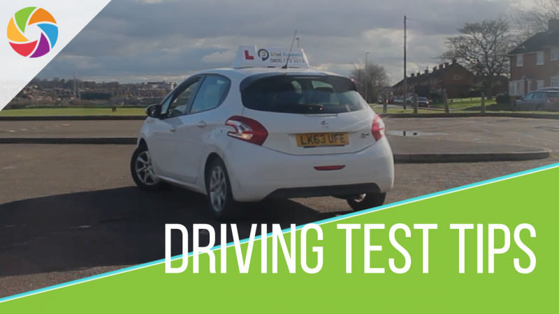driving test tips category