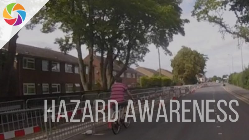 hazard awareness, theory training, theory test