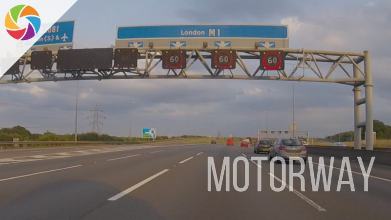motorway driving, theory training, theory course, online theory course,