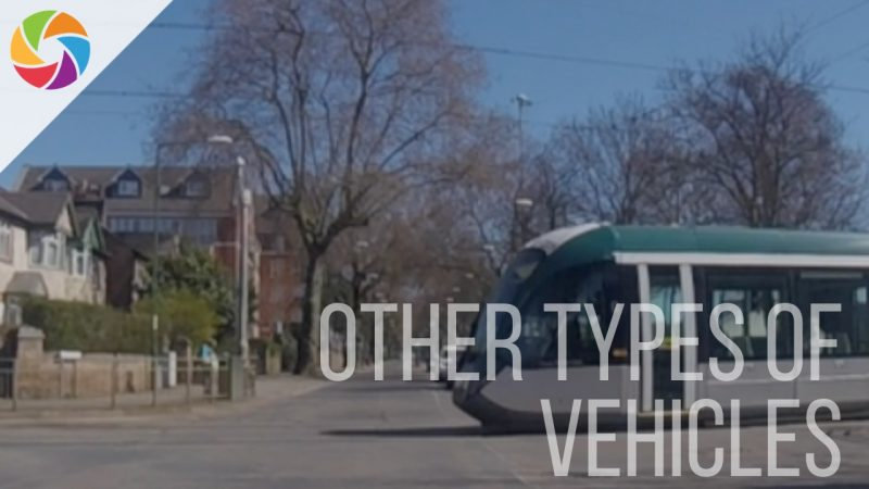 other types of vehicles, theory training, theory test,