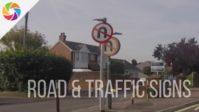 road signs, traffic signs, theory test, learner, learn to drive,