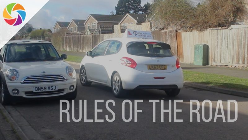rules of the road, theory training, theory test.