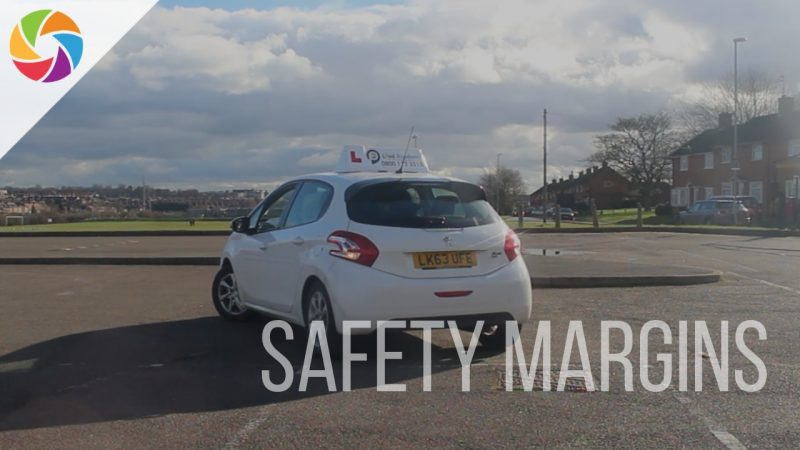 safety margins, theory test, practice theory test,