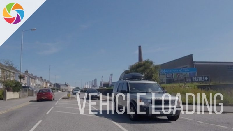 vehicle loading, theory training, theory test, theory test practice, mock theory test